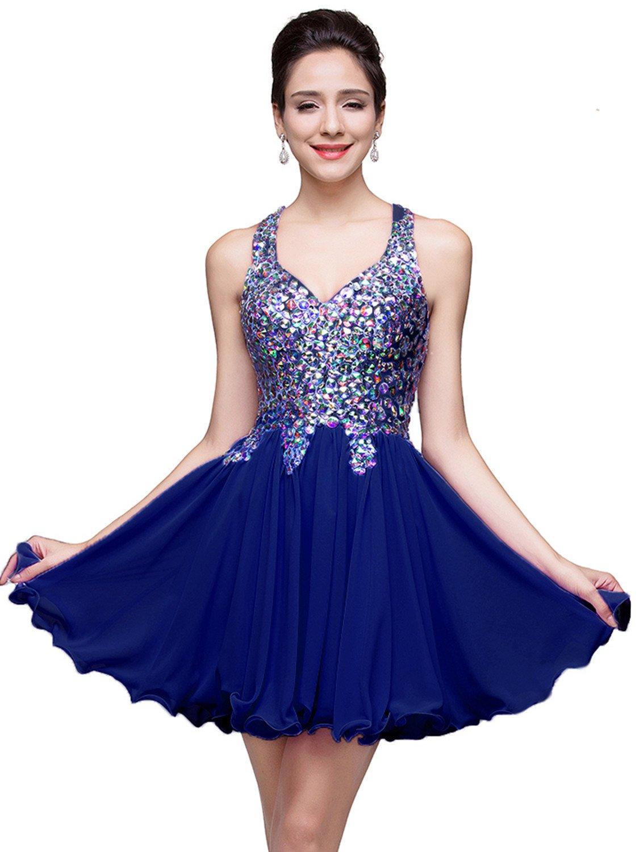 Stunning Royal Blue Dresses: Amazon.com