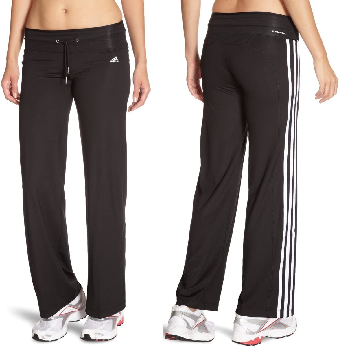 adidas Clima365 Kick Femmes Climacool Pantalon de Sport