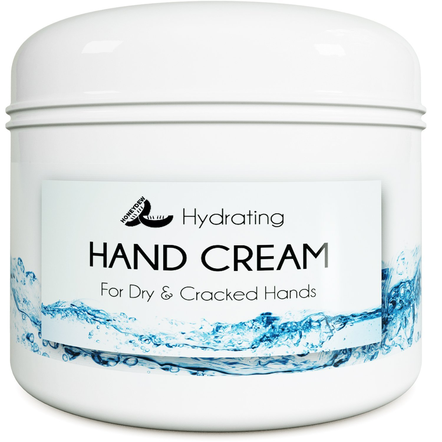No Crack Hand Cream For Dry Hands - Anti-Aging Hydrating Hand Treatment For Working Hands With Pure Cocoa Butter + Avocado Oil + Jojoba Oil + Rosehip Oil + Vitamin E Hand Repair For Women and Men by Honeydew