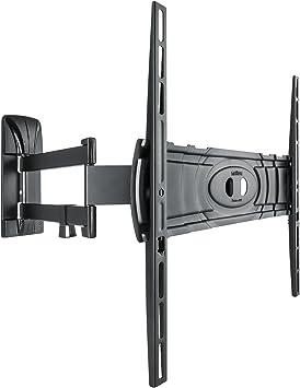 Meliconi CURVED 400DR - Soporte de pared doble rotación para TV ...