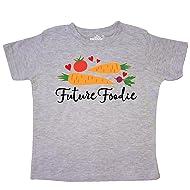 inktastic - Future Foodie Cute Vegetable Toddler T-Shirt 2b13e