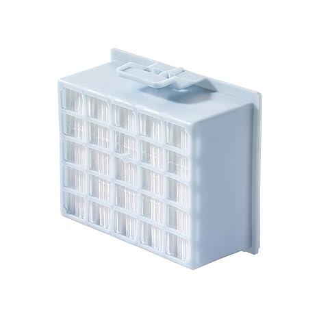 Filtro HEPA para aspiradora Bosch Serie GL-30 (BGL3 BGL3A BGL3B BGL3C) como original BBZ156HF de Microsafe