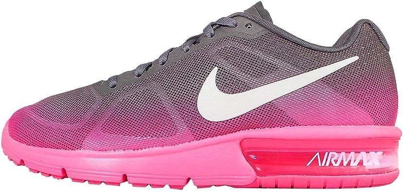 Nike Wmns Air MAX Sequent, Zapatillas de Trail Running para Mujer: Amazon.es: Zapatos y complementos