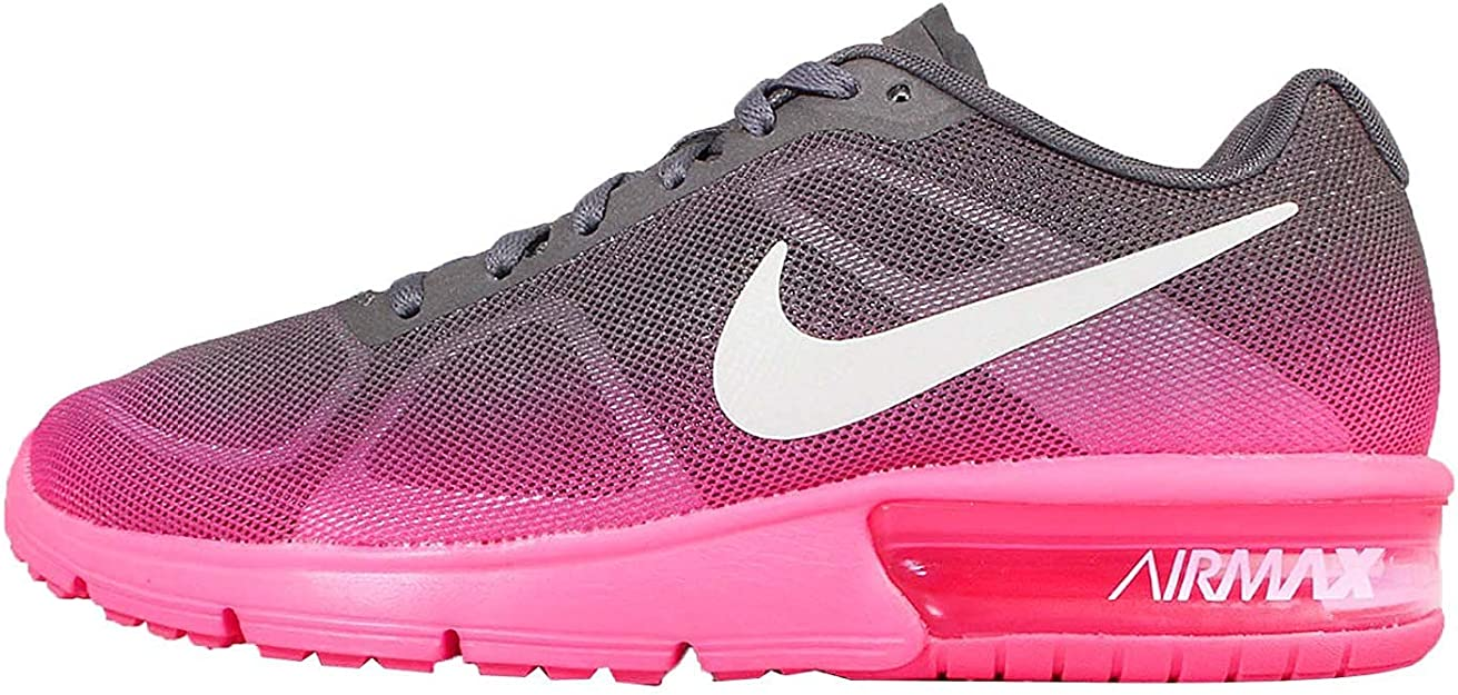 Nike Wmns Air MAX Sequent, Zapatillas de Trail Running para Mujer ...