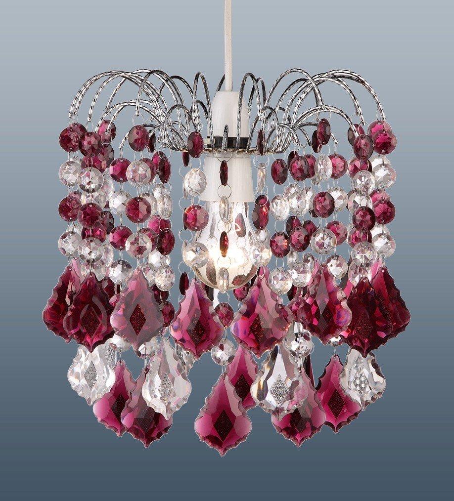 Fuente Garnet Acrylic Lampshade Small 32FPCGA