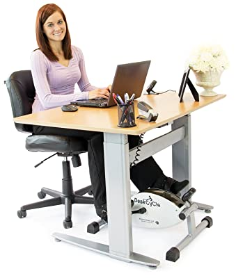 DeskCycle Under Desk Exercise Bike Review