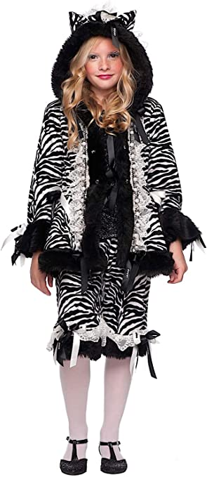 VENEZIANO Disfraz Cebra del BEB Vestido Fiesta de Carnaval Fancy ...