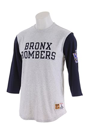 0189c50f2 Mitchell   Ness New York Yankees Extra Out 3 4 Sleeve T-Shirt