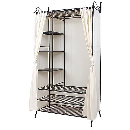 armoire penderie chambre. Black Bedroom Furniture Sets. Home Design Ideas