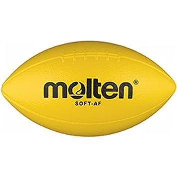MOLTEN 10 x Pelota de gomaespuma Soft de AF Football piel de ...