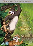 The Jungle Book 1 and 2 [DVD] [1967]