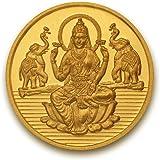 P.N.Gadgil Jewellers , 24k (995), Laxmi shree Pure Gold Coin