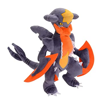 Pokemon Center Peluche Mega Garchomp