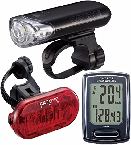 Cateye Bicycle Pedal Reflectors 2 Models Set x2 NOS