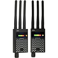 Bug RF Detector High Sensitive Wide Range Radio Frequency Sweeper Scanning GSM Listening Eavesdrop Wiretap Device