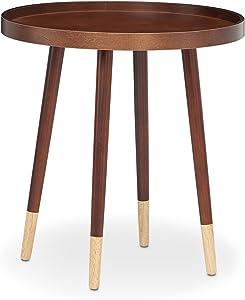 ACME Furniture 81867 Dein End Table, Walnut