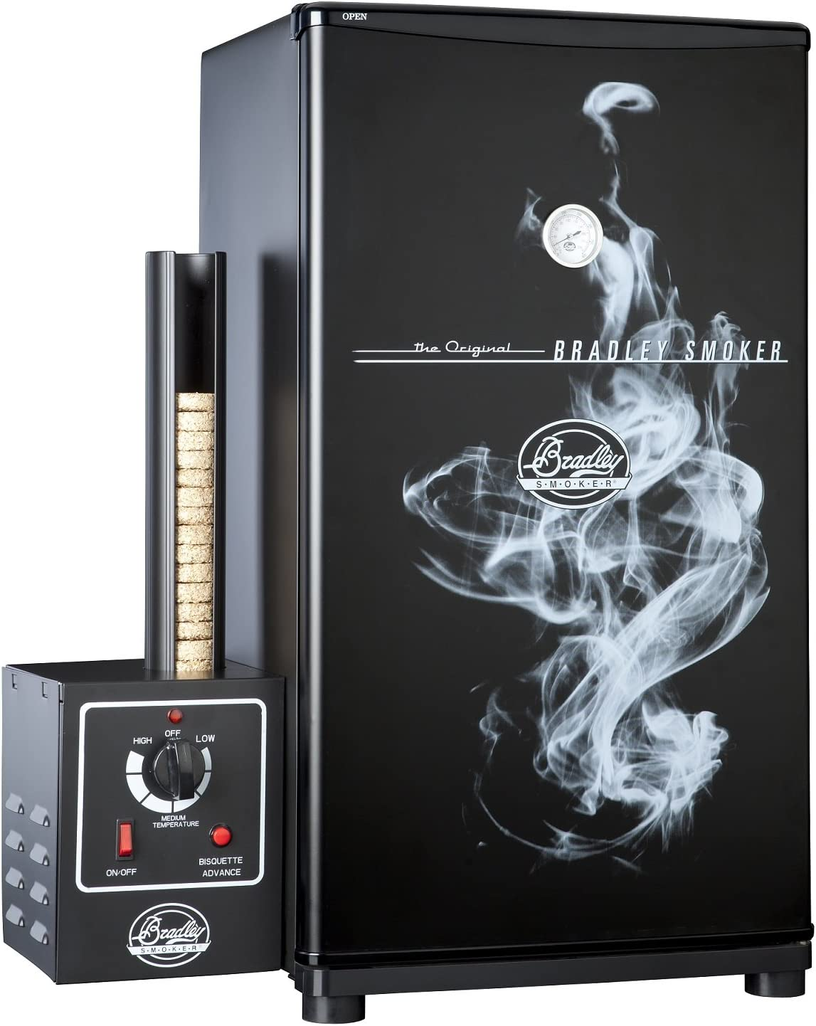 Best Vertical: Bradley Smoker BS611