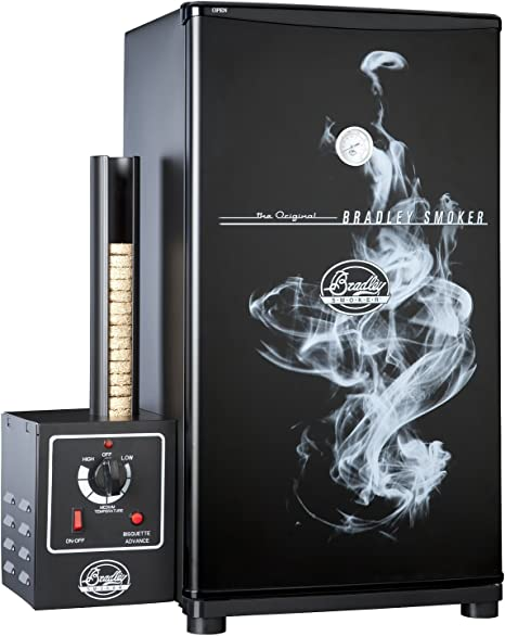 Bradley Smoker BS611 Original Smoker, One Size, Black