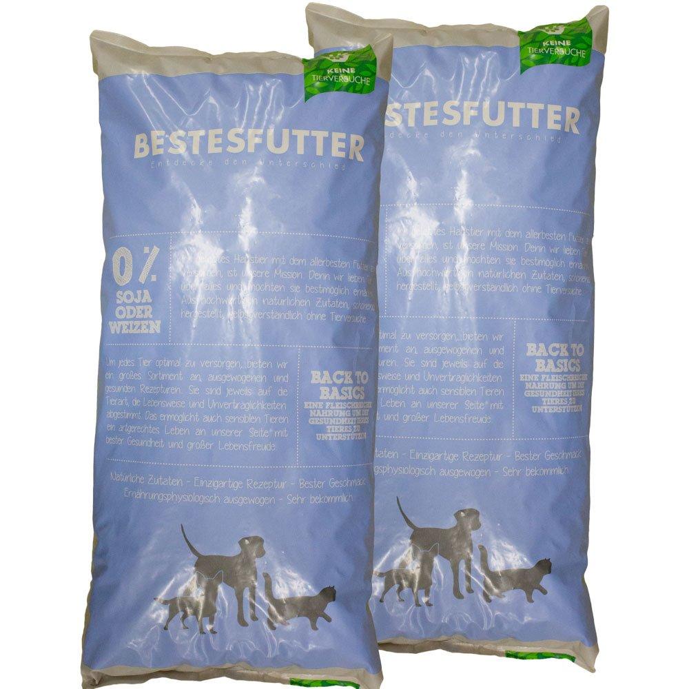 Bestes Futter MEATBALLS Hundefutter Trockenfutter 20kg