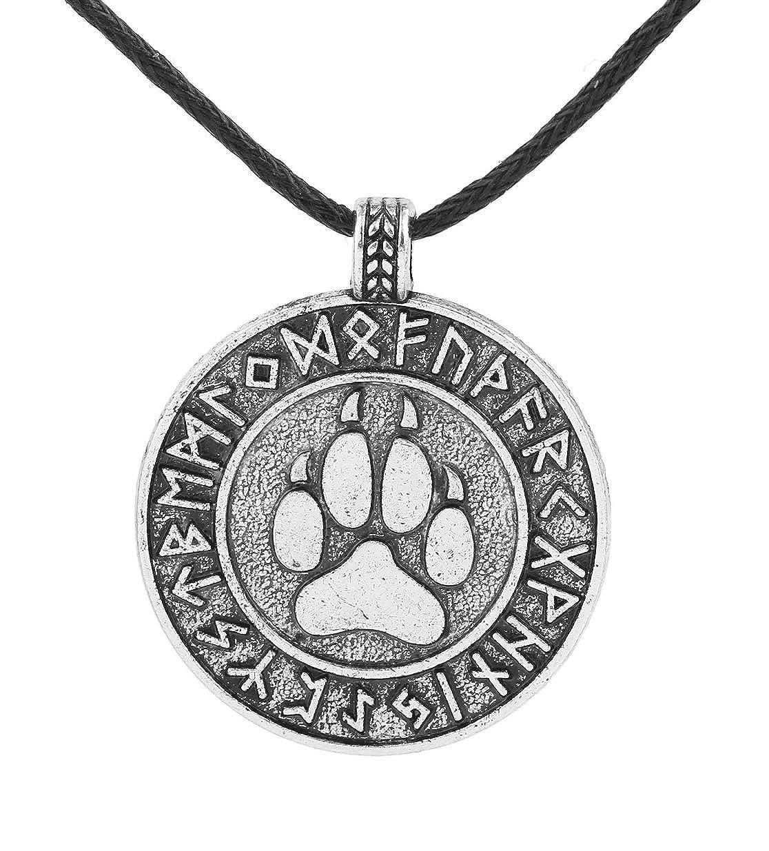Griffes Runes Slaves Celtique Viking Bear Et De Loup Paw Likgreat 6Yfy7gb