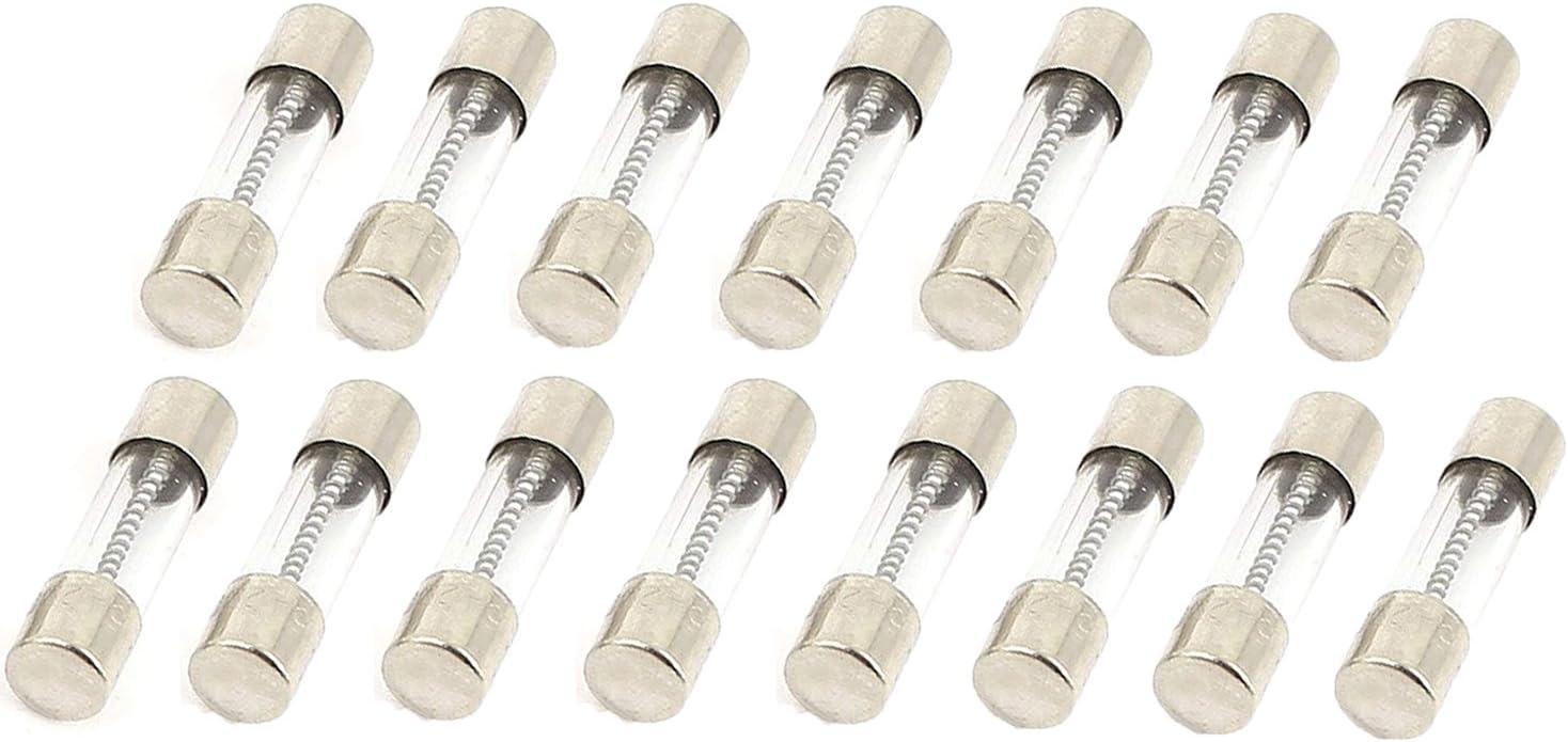 Time-Delay SLOW BLOW 5mm x 20mm T0.5A250V 500mA 250V GLASS Cartridge FUSE