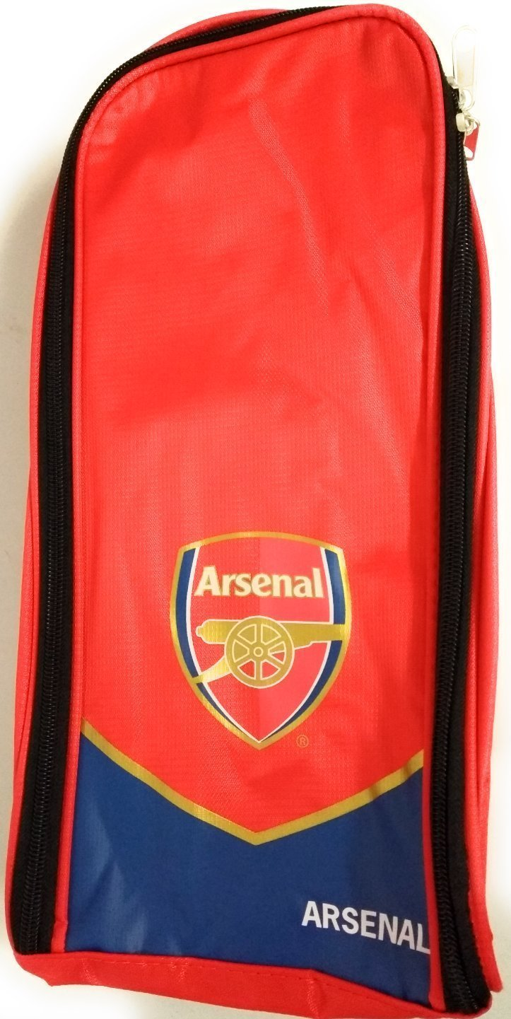 Official Arsenal FC Boot Shoe Bag Genuine Gunners Merchandise Top Quality   Amazon.co.uk  Sports   Outdoors deea077ae5