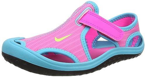 Nike Sunray Protect (PS), Chanclas para Niñas