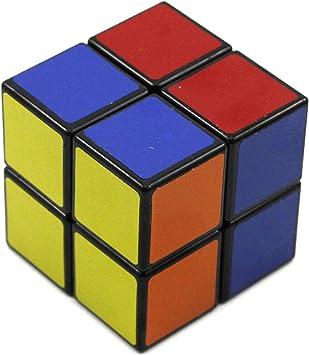 W-top 2x2x2 Mini Cubo Mágico Puzzle Pack Juguete, ultra-lisa Rompecabezas Speed Cube de entrenamiento de Inteligencia(multicolor): Amazon.es: Juguetes y juegos