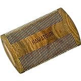 Amazon Com Ambassador Hairbrush Olivewood Rectangular