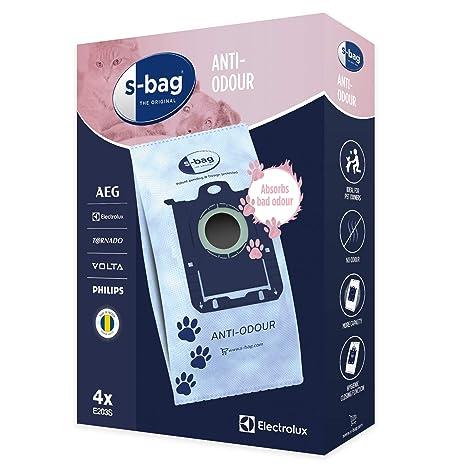 Electrolux e203s Bolsas para aspiradora S-Bag Anti-Odour (4 Pzz)