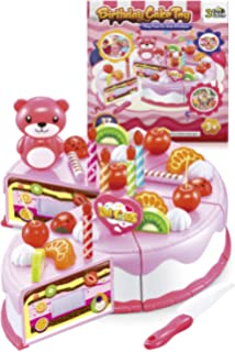 3 Bees Me Birthday Cake Toy Kit For 4 5 Year Old Girls