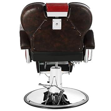 Amazon.com: Sillones de peluquería de mano resistentes y ...