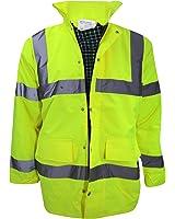 Yoko Hi-Vis Contractor Jacke für Männer