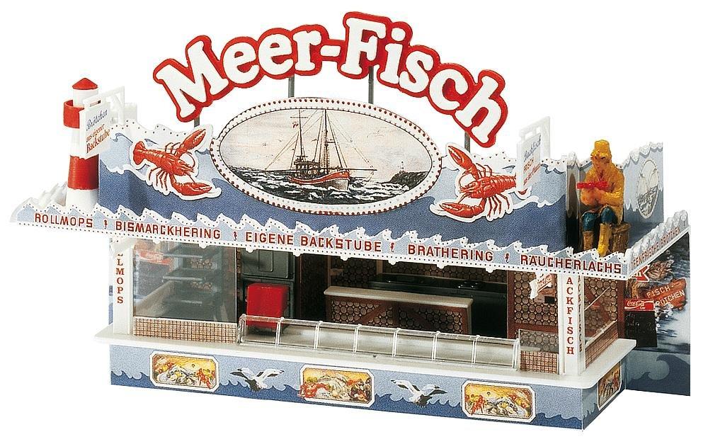 FALLER 140445 - Kirmesbude 'Meer-Fisch'