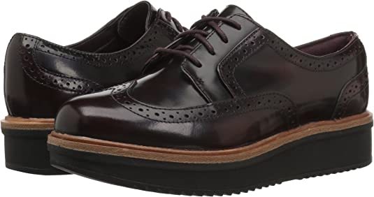 Clarks Teadale Maira, Oxford para Mujer
