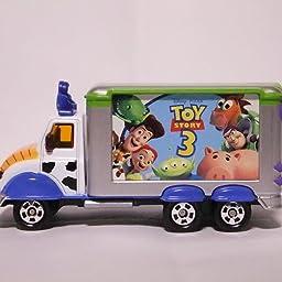 Amazon ディズニー ピクサー モータース ジョリーフロート トイ ストーリー3 ミニカー ダイキャストカー おもちゃ