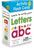 Wipe Clean: Activity Flash Cards Letters (Wipe Clean: Learn to Write)