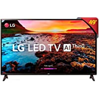 "Smart Tv Led 49"" Lg Lk5700 Tqai Fhd, Hdr, 2 Hdmi, 1 Usb"