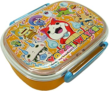 Yokai Watch lunch box with core] [Orange] PCR-7 by Bandai: Amazon.es: Juguetes y juegos