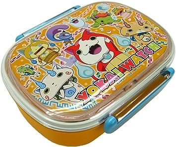Yokai Watch lunch box with core] [Orange] PCR-7 by Bandai: Amazon.es: Juguetes y juegos