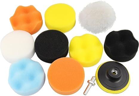 """1x 3/"""" Buffing Ball Finishing Buff Polishing Pad Useful Nice For Car Polishing"""