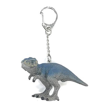 Amazon.com: Schleich Tyrannosaurus Rex - Llavero de ...