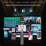 BONAOK 【2019 Upgraded 】Bluetooth Wireless