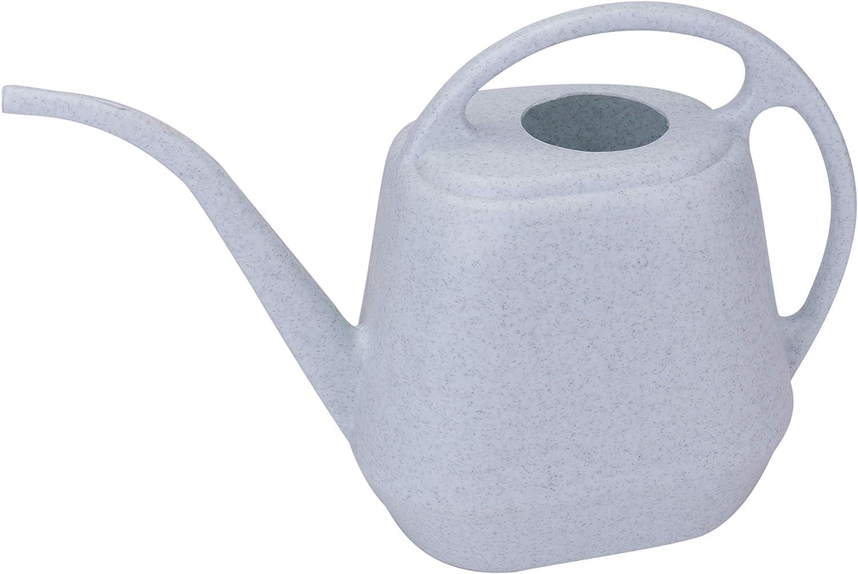 Fasmov Plastic Watering Can, 1-Gallon