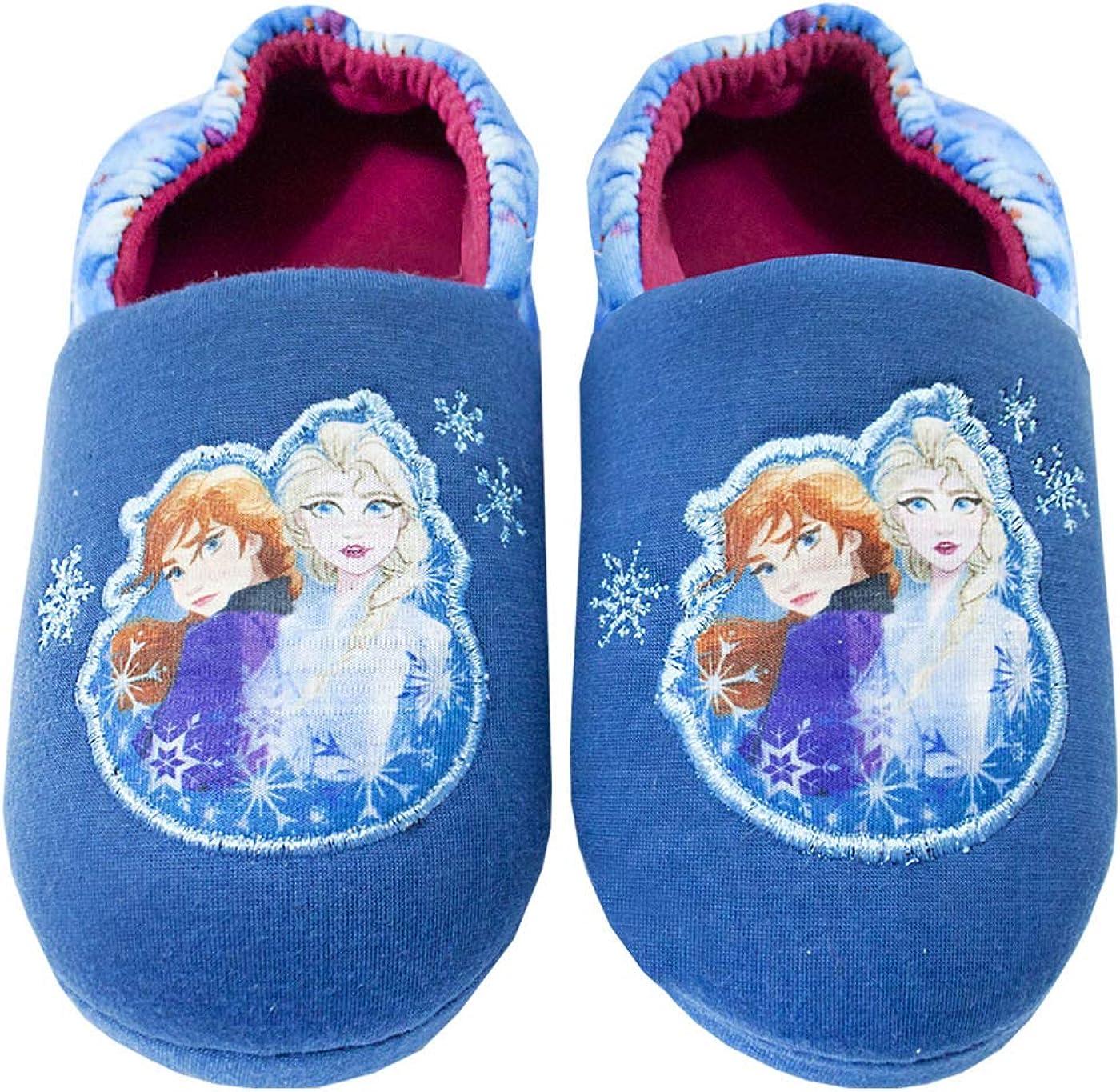 Disney Boys Girls Character Novelty Slippers