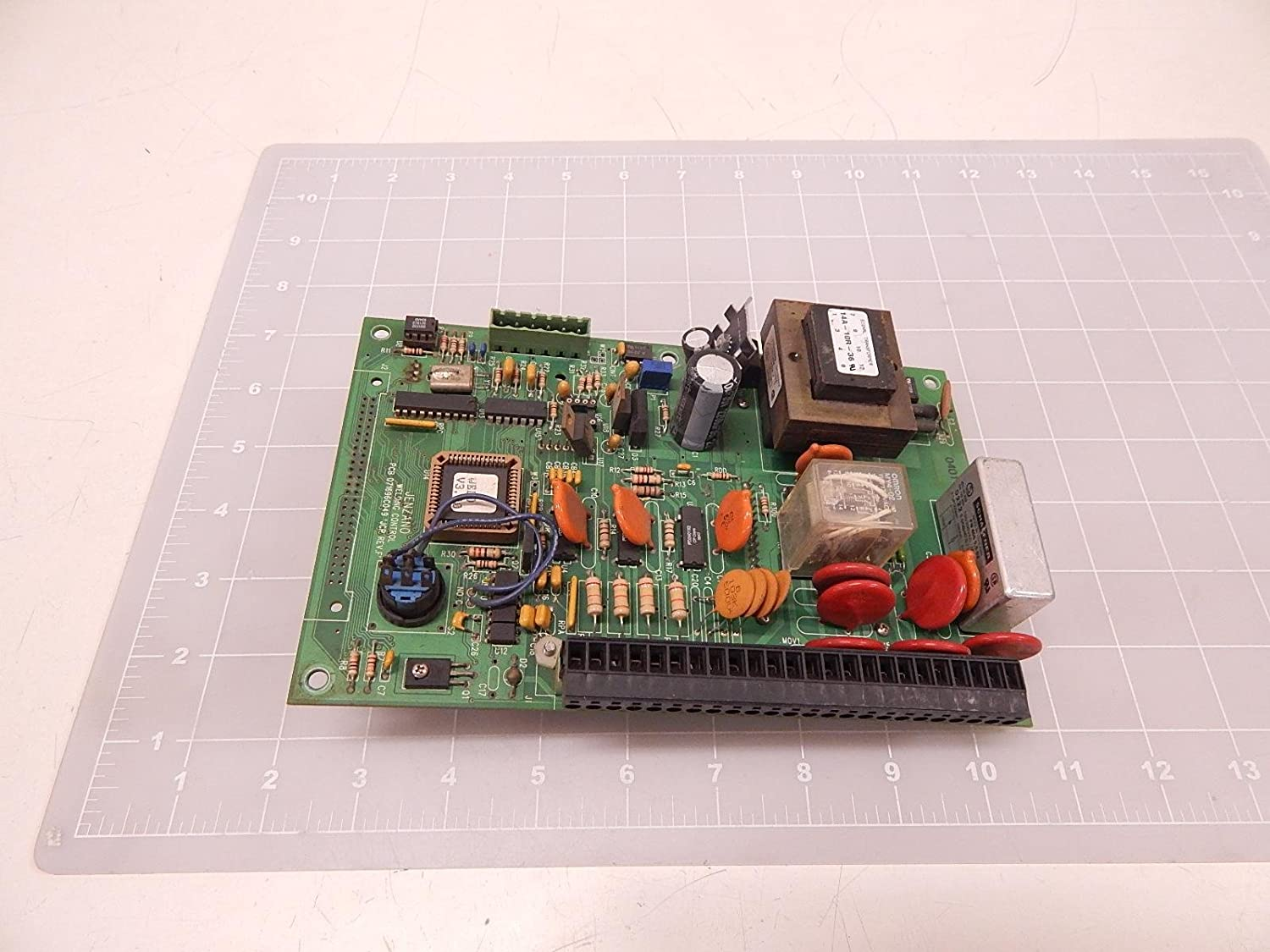 Jenzano Pcb 071696c049 Welding Control Board T79599 Spot Welder Controller Without Components Industrial Scientific