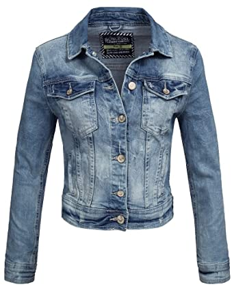 Sublevel jeans jacke