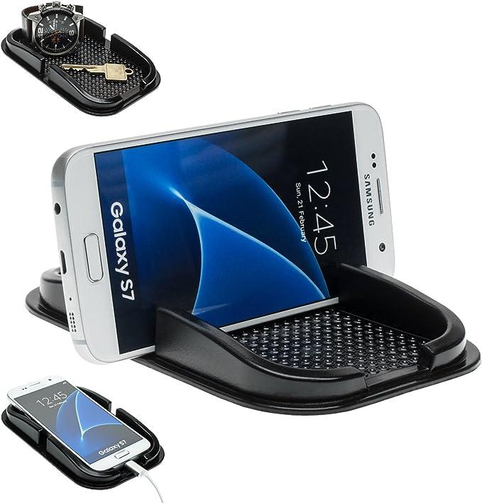 Mobilefox Kfz Anti Rutsch Matte Handy Halterung Für Elektronik
