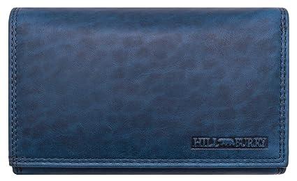 Hill Burry Cartera de Cuero para Mujer | Billetera ...