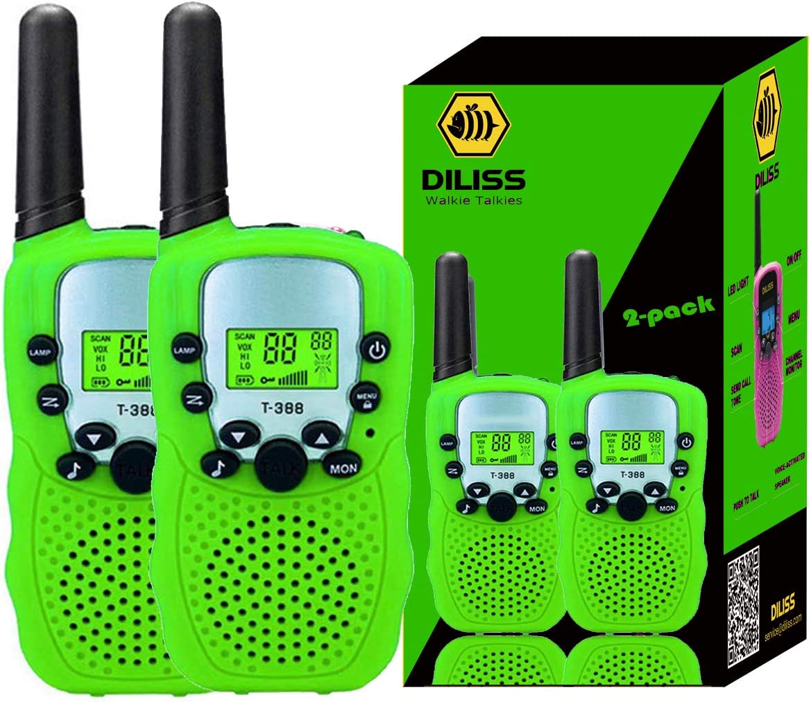 DilissToys Walkie Talkies for …